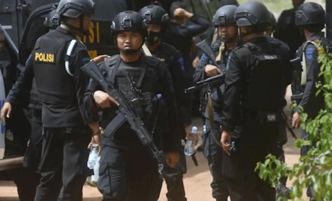 Teroris JI yang Dicokok Densus 88 di Cibinong Ternyata Mantan Petinggi Ormas Intoleran ANNAS