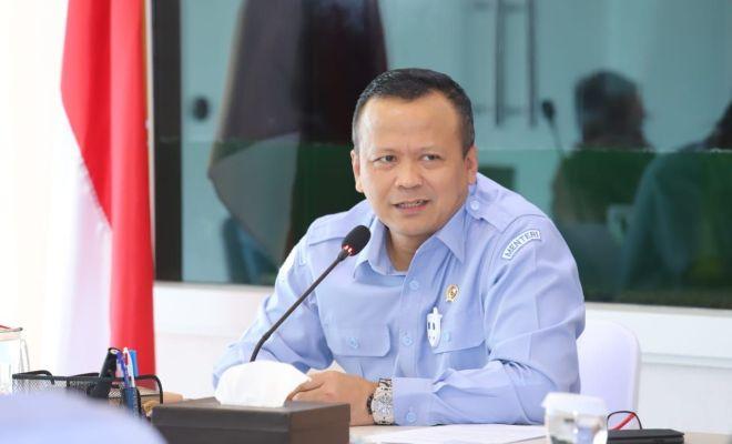 Janji Tak Mau Permalukan Jokowi-Prabowo, Menteri KKP Edhy Prabowo Ternyata Ditangkap KPK