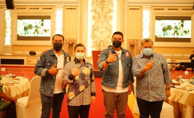 Makin Pede Dukung Mantu Jokowi, Fahri Hamzah Optimis Bobby Bikin Medan Mendunia
