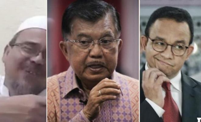 JK Bantah Tudingan Bantu Pulangkan Rizieq Demi Anies 2024