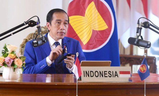Peran Penting Jokowi di Balik Ditekennya Perjanjian Dagang 15 Negara