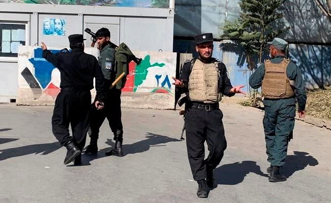Kelompok Bersenjata Serbu Universitas di Afghanistan