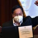 Presiden Terpilih Bolivia, Lolos dari Upaya Pembunuhan