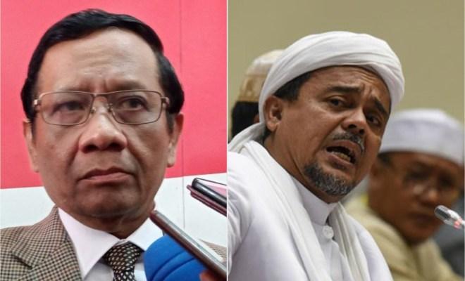 Mahfud MD Soal Kepulangan Habib Rizieq: Masalah dengan Pemerintah Saudi Sudah Kelar