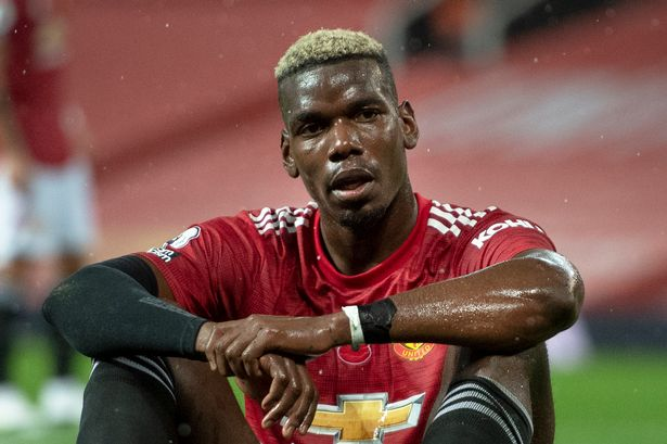 Manchester United Kalah dari Arsenal, Paul Pogba Akui Kesalahannya