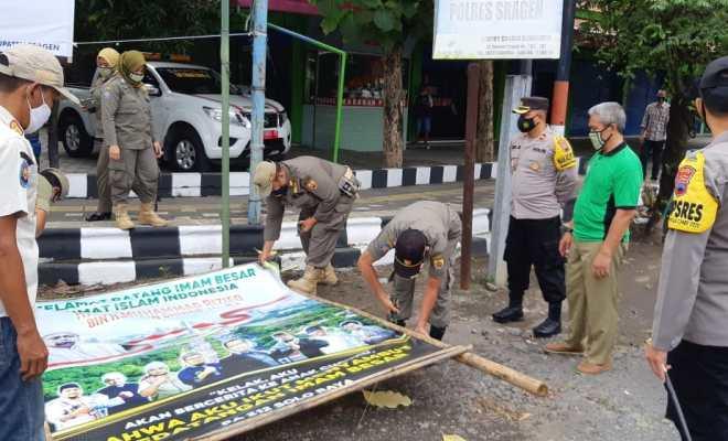 Tutup Ruang untuk Kelompok Intoleran, Kapolda Jateng Tegaskan Wilayahnya Bebas dari Baliho Provokatif