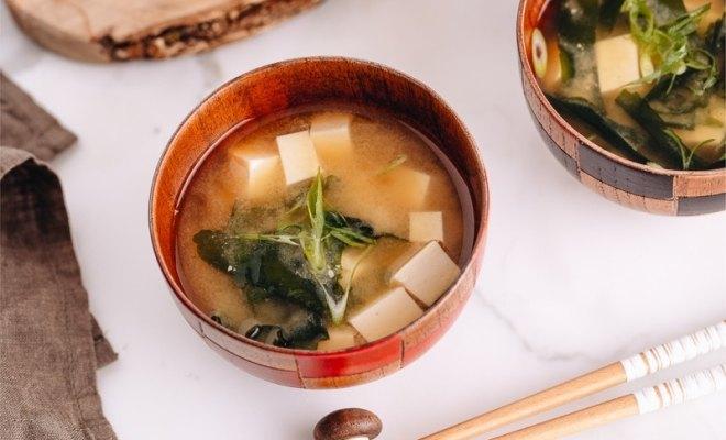 Resep Sup Miso Khas Jepang, dari Fermentasi Kacang Kedelai