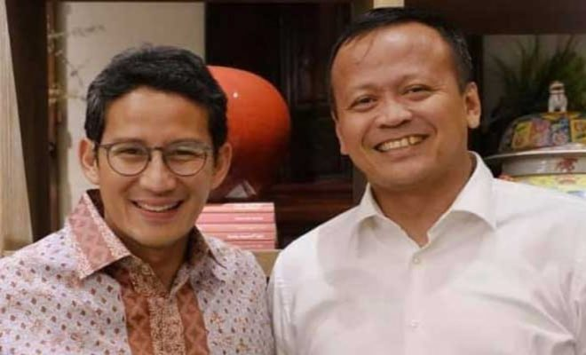 Pengamat Ungkap Peluang Sandiaga Uno Gantikan Edhy Prabowo Jadi Menteri KKP