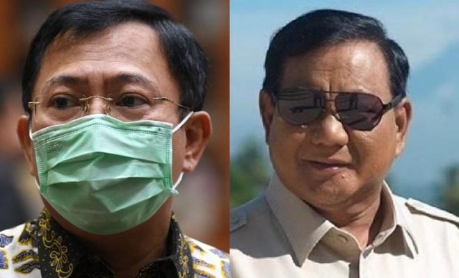 Riset Media Sosial INDEF: Prabowo Paling Dibicarakan, Terawan Paling Dikritik, Jokowi..