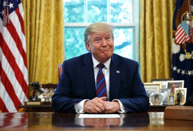 Trump Janji Keluar Gedung Putih Jika Biden Resmi Disahkan sebagai Pemenang Pilpres AS
