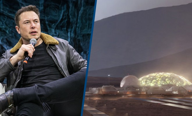 Ini Rencana Elon Musk Selanjutnya untuk Planet Mars