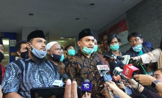 Resmi Ditetapkan Tersangka Kerumunan Megamendung, Habib Rizieq: Tak Masalah, Tapi...