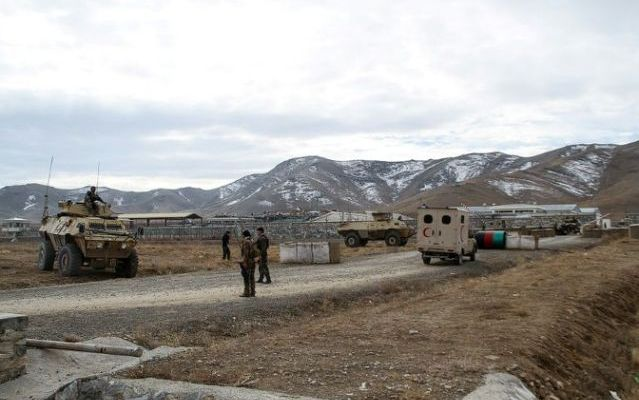 Bom Mobil di Afghanistan Tewaskan 30 Tentara