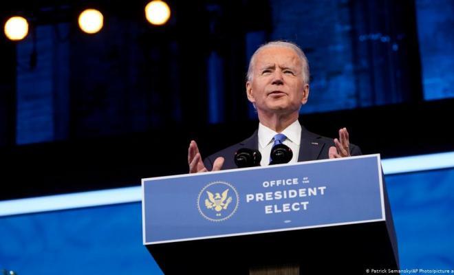Dinobatkan sebagai Pemenang Pemilu AS, Joe Biden: Kini Saatnya Membuka Halaman Baru