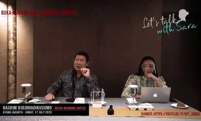 Adik Prabowo Buka-bukaan Soal Ekspor Benih Lobster, Ternyata Keluarga Prabowo sudah Lama Bisnis itu