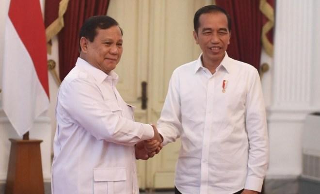 Skenario Pilpres 2024: Jokowi Presiden, Prabowo Wapres
