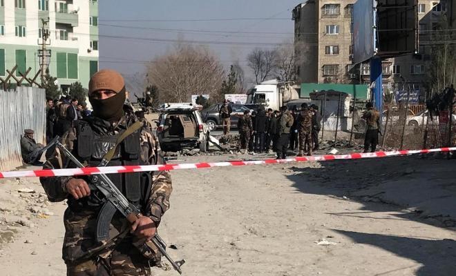 Kelompok Bersenjata Serang Pos Pemeriksaan, 13 Tentara Afghanistan Tewas