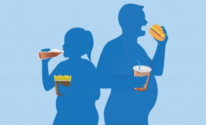 Ketahui Penyebab Obesitas Berikut ini