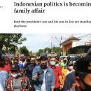 Media Inggris Soroti Fenomena Dinasti Politik Keluarga di Indonesia, Mulai Jokowi, Ma'ruf Amin Hingga Prabowo