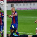 Messi Hampir Cetak 'Gol Tangan Tuhan' seperti Maradona di Liga Spanyol