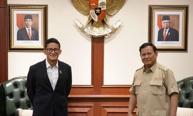 Tak Terima Prabowo-Sandi Masuk Kabinet Jokowi, Pendukung Capres 02 Minta Sumbangan Pilpres Dikembalikan