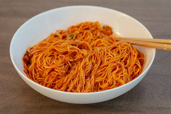 Resep Bibim Guksu, Mi Dingin di Drama Korea 'Start-Up'