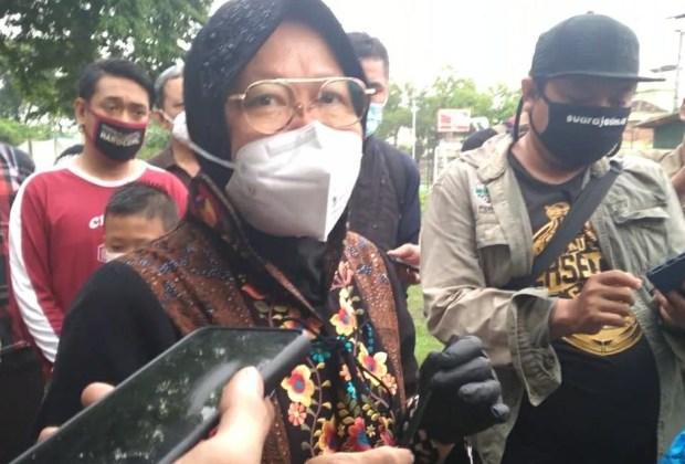 Ditawari Jokowi Jadi Mensos, Risma: Saya Ikut Bu Mega Saja