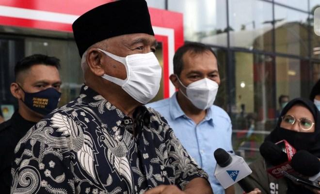 Eks Pimpinan KPK Sambangi Gedung KPK tanpa Sepatah Kata, Ada Apa?