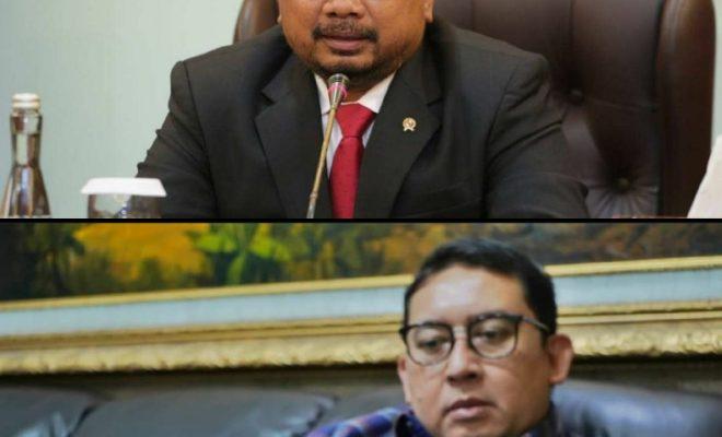 Fadli Zon Tantang Menteri Agama Yaqut Debat Terbuka, Soal Apa?