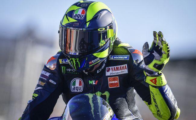 Ayah Jorge Lorenzo Ungkap 3 Kesalahan Fatal Valentino Rossi di MotoGP 2020
