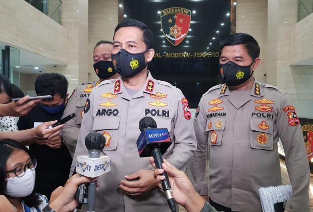 Polri Hormati Hasil Investigasi Komnas HAM Soal Tewasnya 6 Laskar FPI