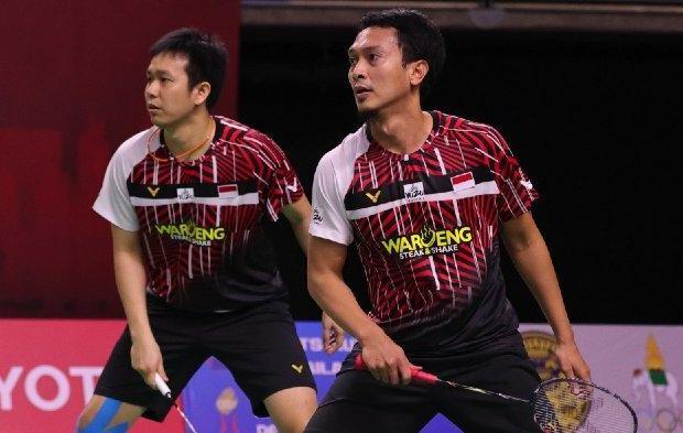 Indonesia Loloskan Lima Wakil ke BWF World Tour Final 2020