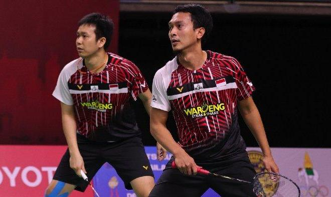 Indonesia Loloskan Lima Wakil ke BWF World Tour Final 2020