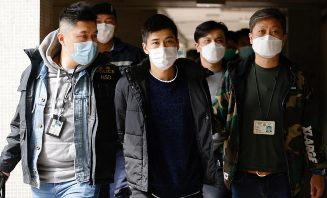 China Tangkap 50 Aktivis Pro-Demokrasi Hong Kong