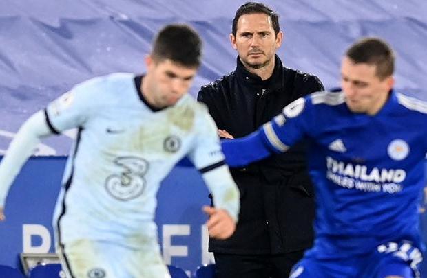 Ditaklukkan Leicester, Kekalahan Chelsea Bukan Melulu Salah Frank Lampard