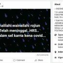 Cek Hoaks atau Fakta: Habib Rizieq Meninggal dalam Penjara karena Covid-19