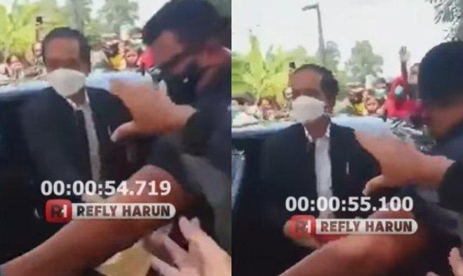 Sebut Jokowi Ciptakan Kerumunan Saat Bagikan Nasi Kotak, Refly Harun Singgung Rizieq Hingga Raffi Ahmad