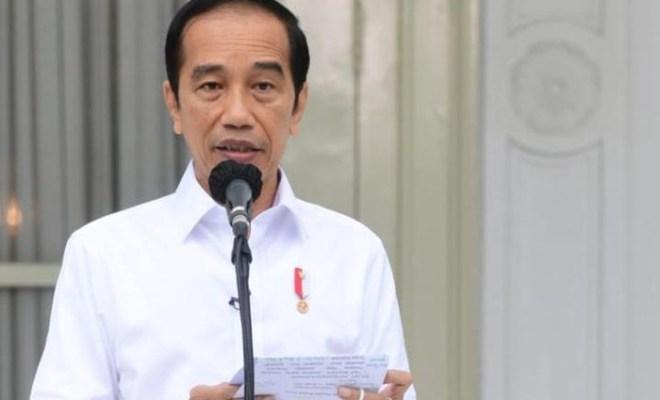 Jokowi Terbitkan Perpres Pencegahan dan Penanggulangan Ekstremisme