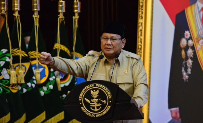 Wow, Diam-diam Ternyata Prabowo Deal Bikin Rudal dan Jet Tempur