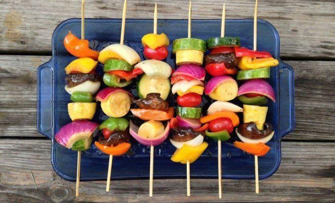 Resep Sayuran Bakar untuk Pelengkap Barbeque