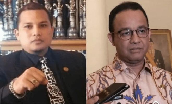 Manuver Politik Ketua DPC Gerindra Jaktim Minta Anies Mundur Usai Menyerah Urus Covid-19 di DKI