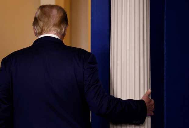 Nasib Buruk Hantui Trump: Dijebloskan Penjara, Diburu Bahkan Dikenai Hukuman Mati
