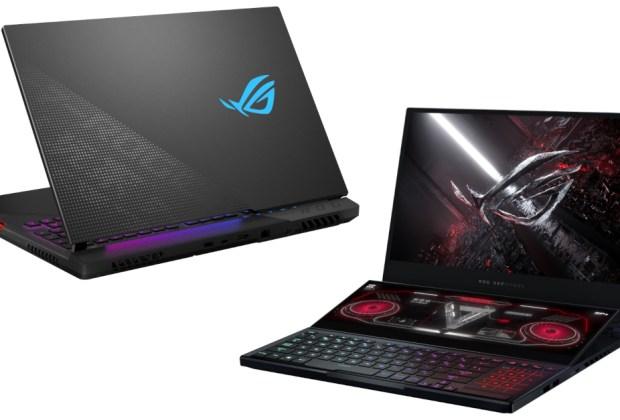 ASUS Luncurkan Tiga Seri Laptop Gaming ROG