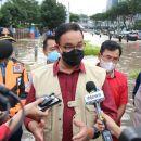 Ini Sejumlah Langkah Anies Baswedan Atasi Jakarta yang Dikepung Banjir