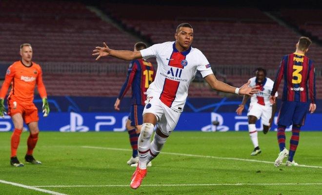 Barcelona Hancur Lebur Dipermalukan PSG 1-4