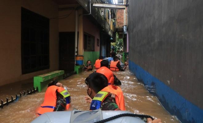Usai Dibangga-banggakan Anies, Cipinang Melayu Banjir Lagi hingga 2 Meter