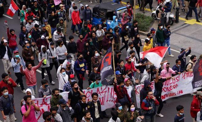 Kabar Soal Rencana BEM SI Gelar Aksi Makzulkan Jokowi Ternyata Hoaks