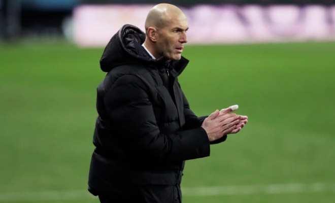 Didesak Lengser dari Real Madrid, Zinedine Zidane Menolak