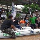 Polisi Minta Copot Paksa Seragam Personil FPI Saat Jadi Relawan Banjir