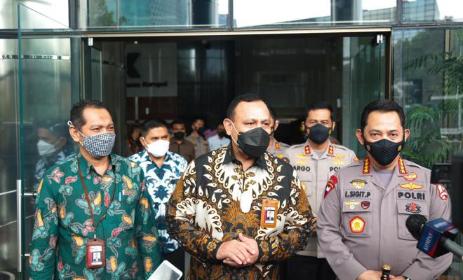 Polri dan KPK Sepakat Perkuat SDM Hingga Joint Investigasi